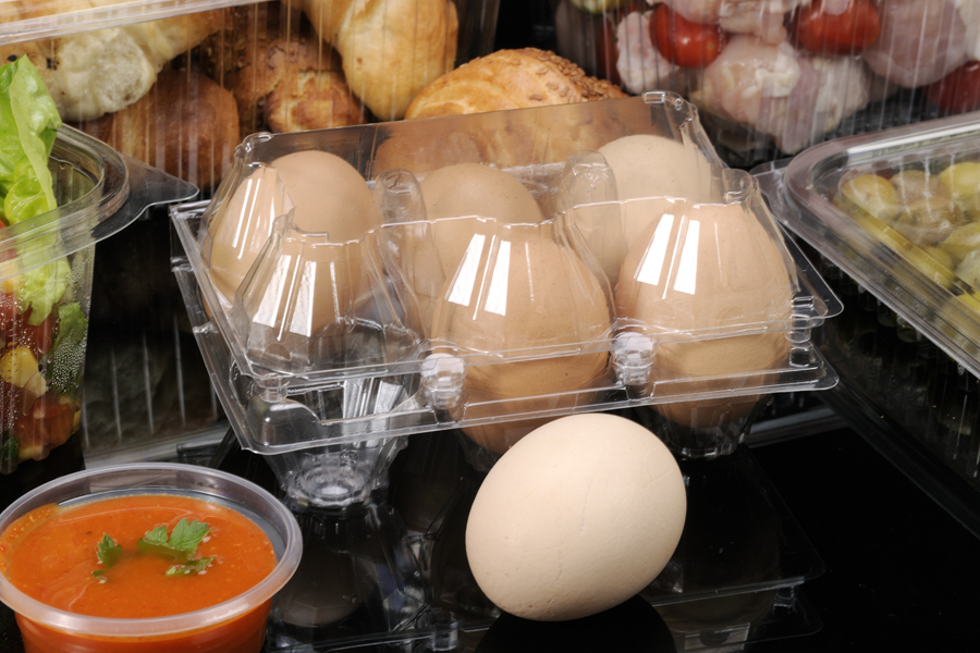 Diposable Eggs Tray